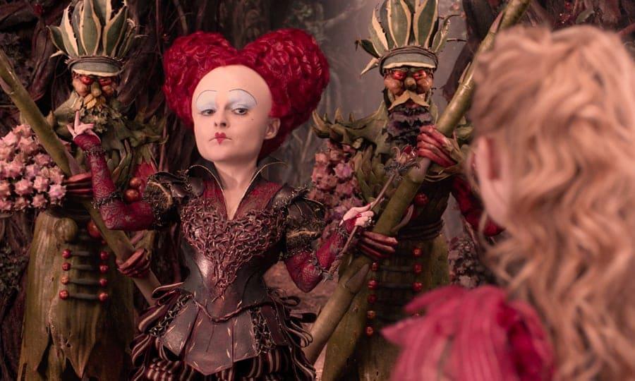 アリス・イン・ワンダーランド/時間の旅の赤の女王