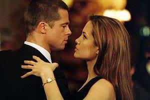 Mr.&Mrs.スミスのジョンとジェーン