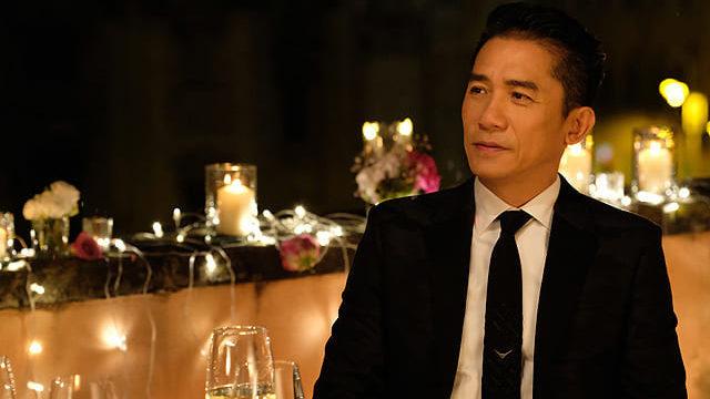 マーベル映画「シャンチー」でマンダリン役を演じるトニー・レオン