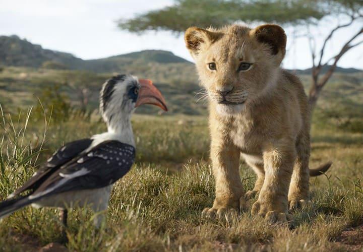 ライオンキング超実写版の映像美
